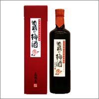 """画像1: 長龍 奈良産完熟林州梅100%""""酒蔵梅酒 720ml"""" (1)"""
