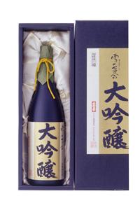 画像1: 雪の茅舎(ボウシャ) 大吟醸 1800ml (1)