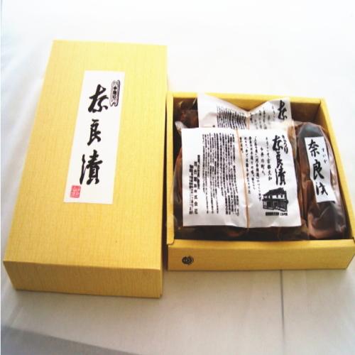 画像1: 河合酒造の奈良漬けセット (1)