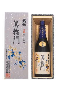 画像1: 大七 箕輪門 純米大吟醸1800ml (1)