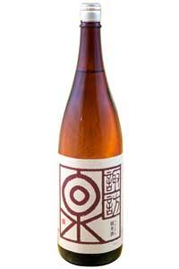 画像1: 諏訪泉 純米酒1800ml (1)