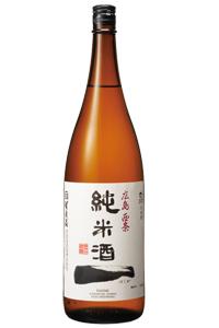 画像1: 賀茂泉 純米酒 一1800ml (1)