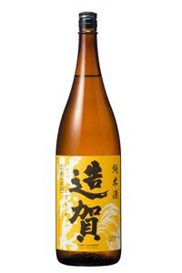 画像1: 賀茂泉 造賀 純米酒1800ml (1)
